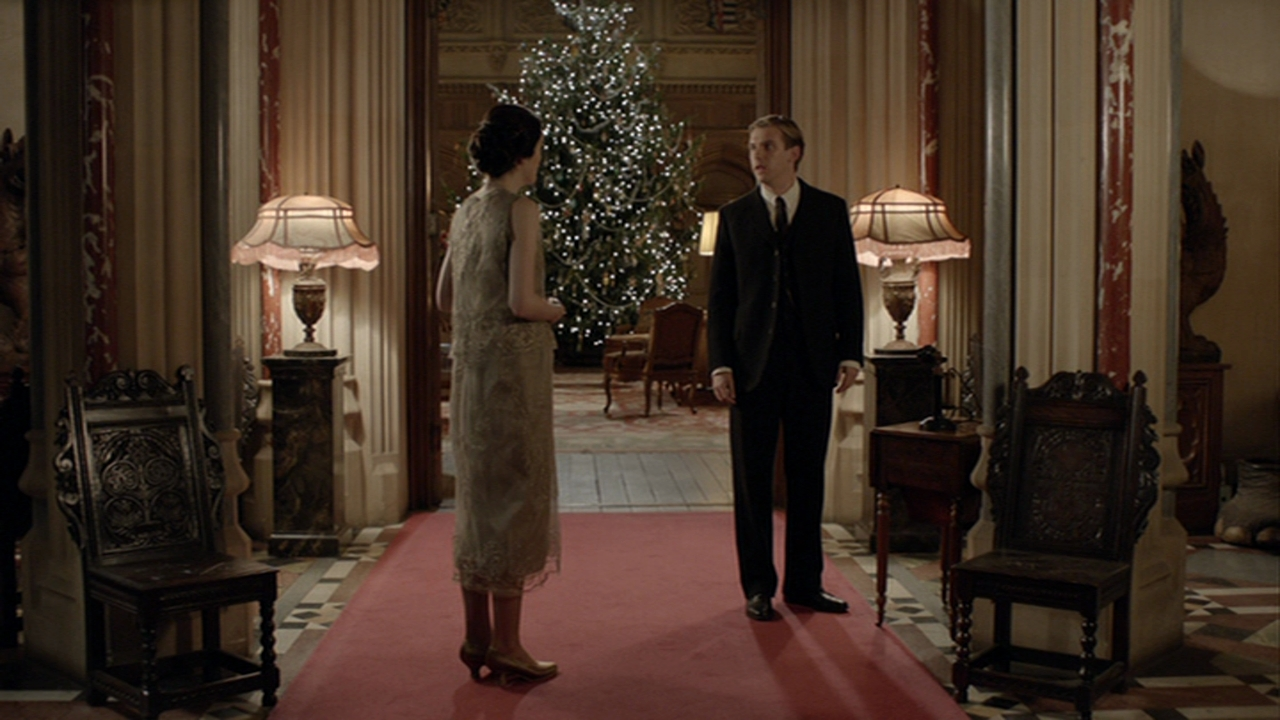 christmas special downton abbey season 2